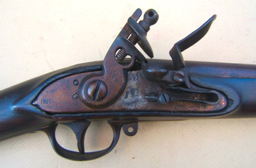 Very good war of 1812 period us model 1795 type iii springfield