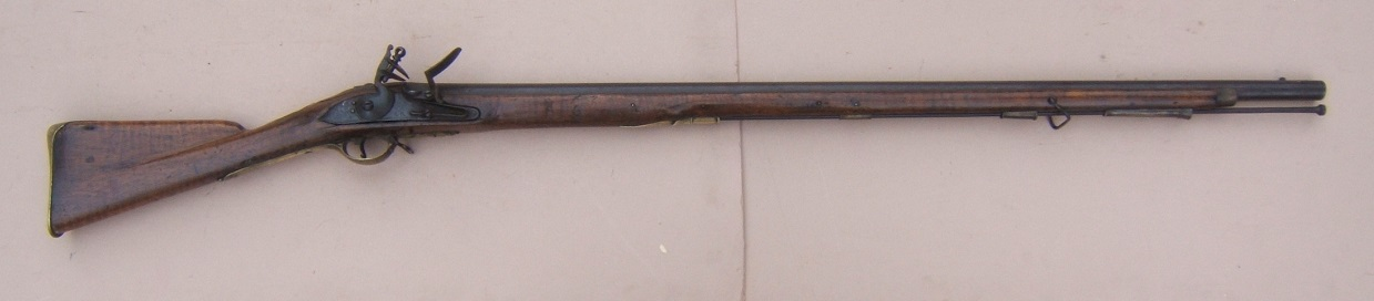 A VERY GOOD REVOLUTIONARY WAR USED SHORTLAND PATTERN/SECOND MODEL PATTERN 1778