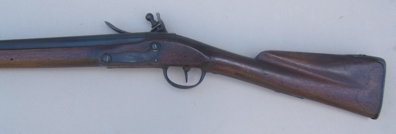 A GOOD+ REVOLUTIONARY WAR USED US SURCHARGED MODEL 1766/8