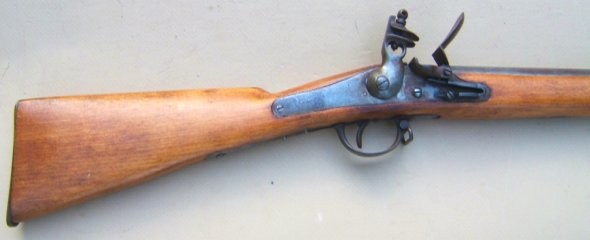A VERY FINE MID/LATE 19TH CENTURY BELGIAN? BACK ACTION FLINTLOCK AFRICAN TRADE GUN, ca. 1870-1900 view 1