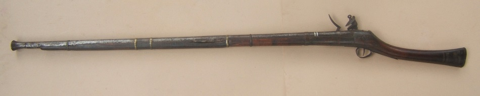 >AN EARLY 19th CENTURY AFGHAN FLINTLOCK