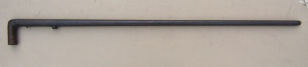 A VERY GOOD & SCARCE UNTOUCHED DAY'S PATENT 28 Ga. UNDER-HAMMER PERCUSSION CANE-GUN, ca. 1830sview 2